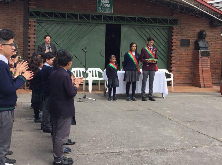Posesión Gobierno escolar 2018
