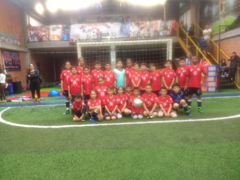 Campeonato Futsal Sub-9