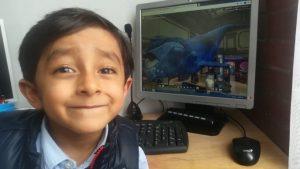 Preescolar: Estrategia aprendiendo en casa