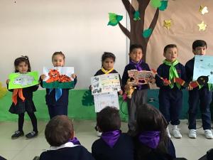 Preescolar: Proyecto de aula 2020