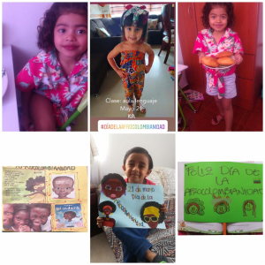 Preescolar: Día de la Afrocolombianidad
